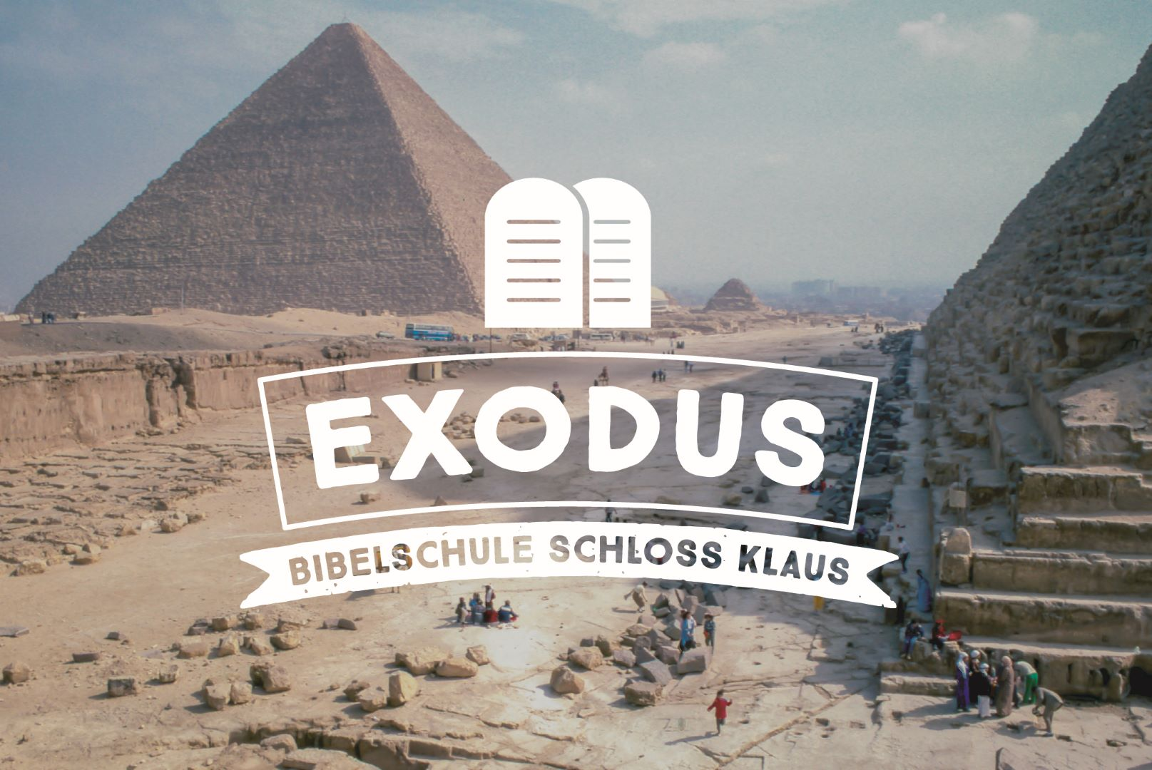 Bibelschule Gasthörerwoche: Exodus