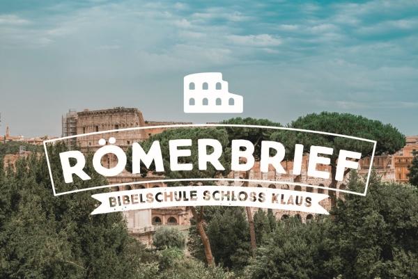 BS – Gasthörerwoche: Römerbrief