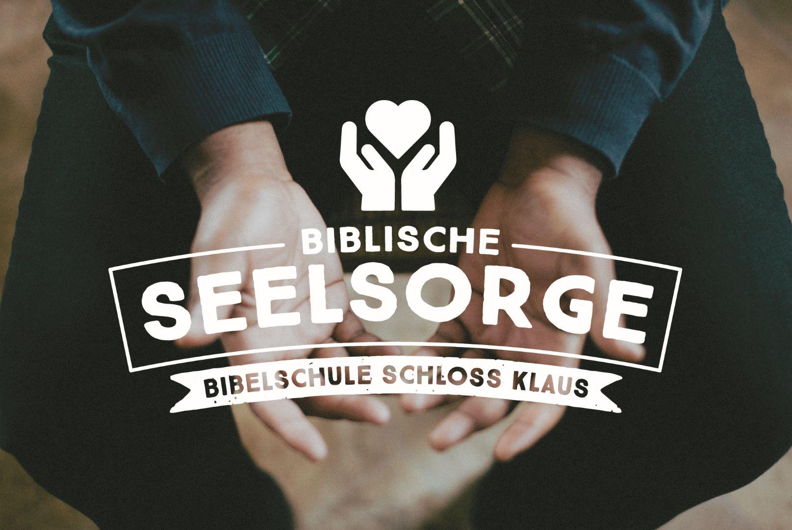 Bibelschule Gasthörerwoche: Biblische Seelsorge