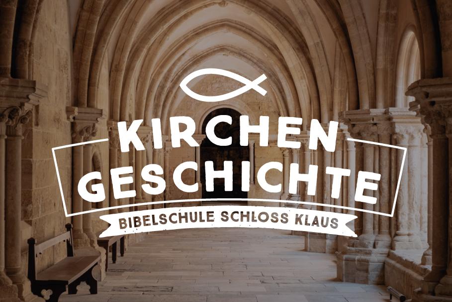 Bibelschule Gasthörerwoche: Kirchengeschichte