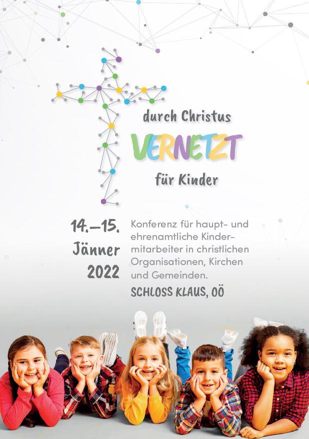 """Durch Christus """"VERNETZT"""" für Kinder"""