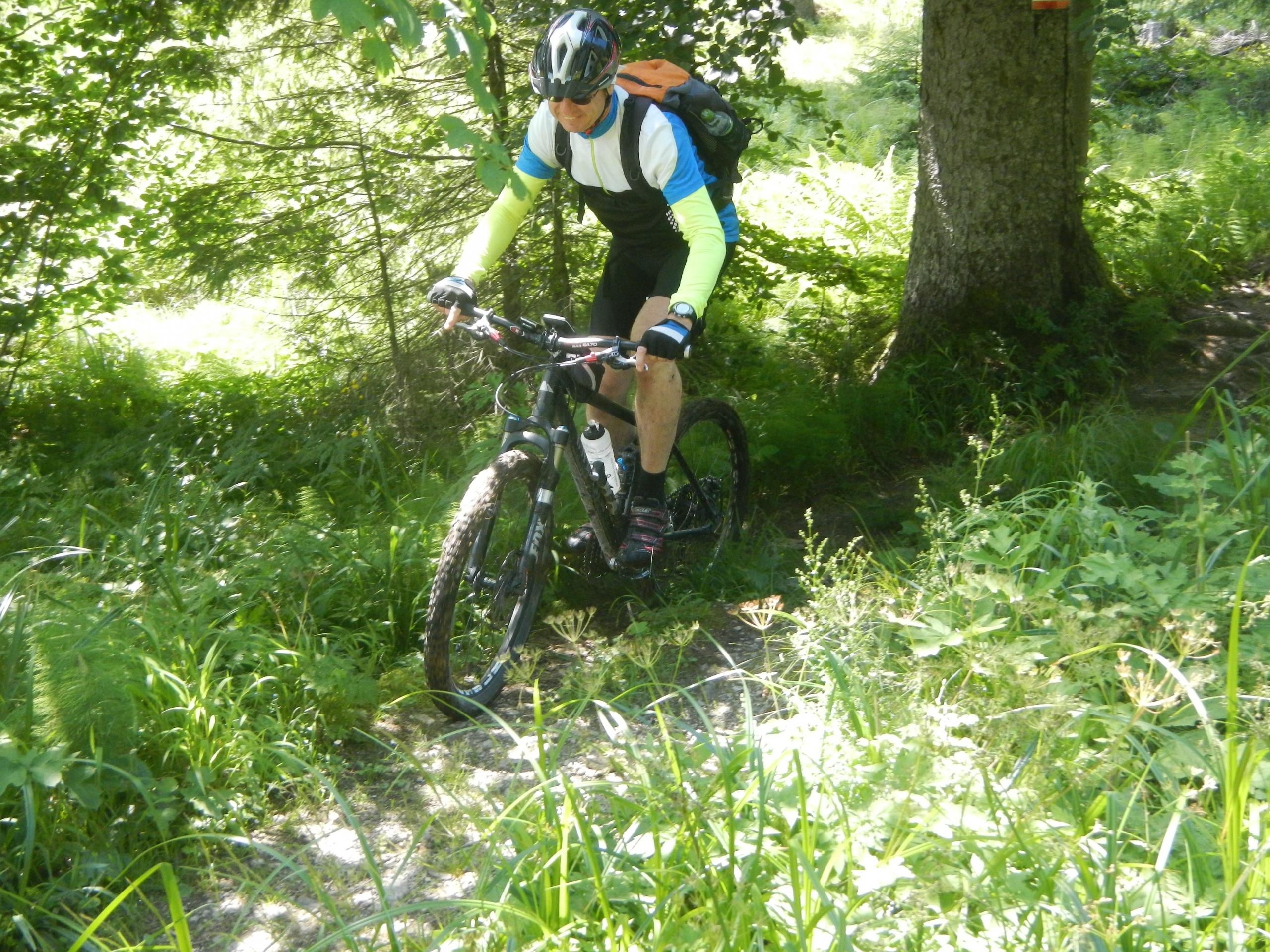 E-Bike / MTB Woche