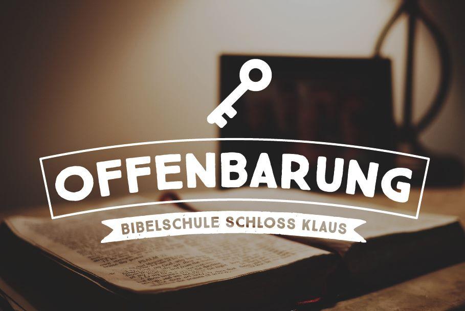 Bibelschule Gasthörer: Offenbarung