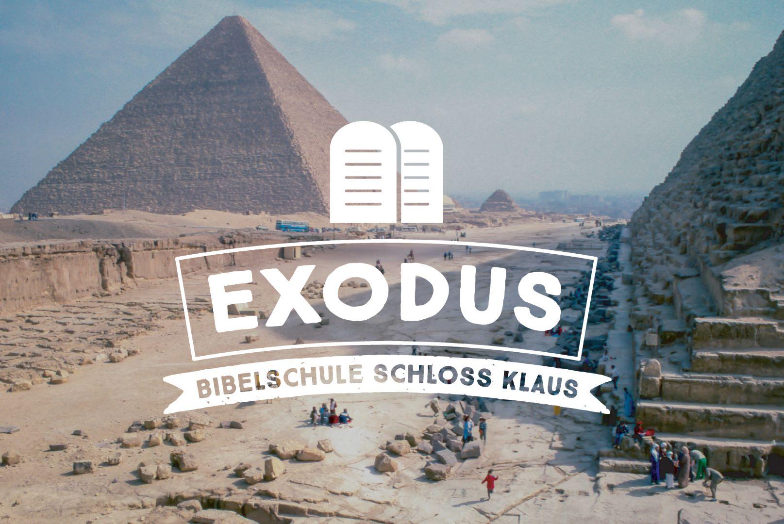 Bibelschule Gasthörer: Exodus I